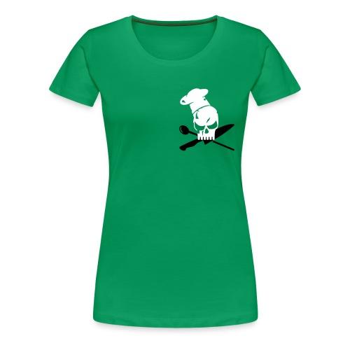 Hakons Tavernen Crew - Frauen Premium T-Shirt