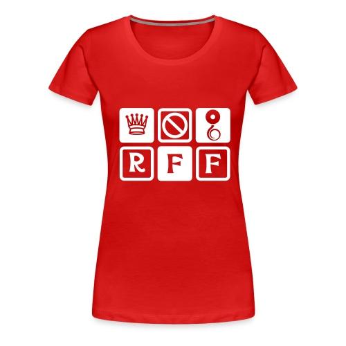 T-shirt fanfaronne - T-shirt Premium Femme