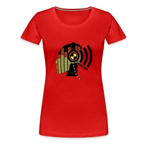 Electro Girlie T-shirt - Women's Premium T-Shirt