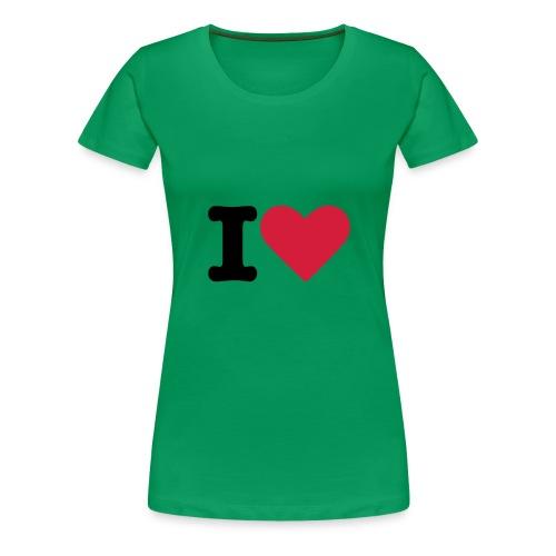 t-shirt woman - Frauen Premium T-Shirt