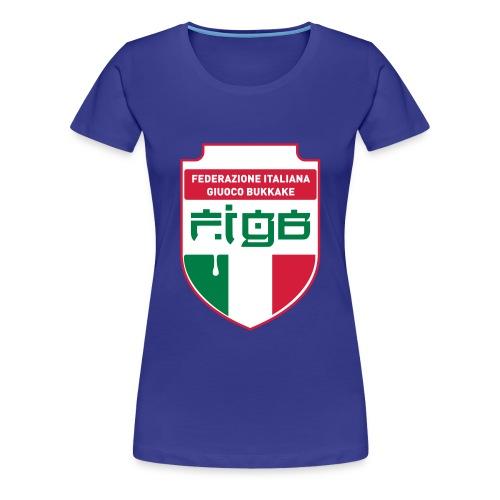T-shirt Color Donna - Maglietta Premium da donna