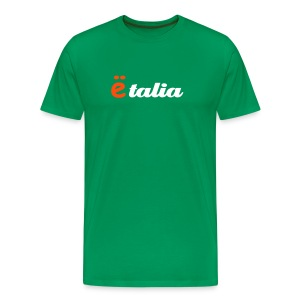 ëtalia Green Alternate Lab - Maglietta Premium da uomo