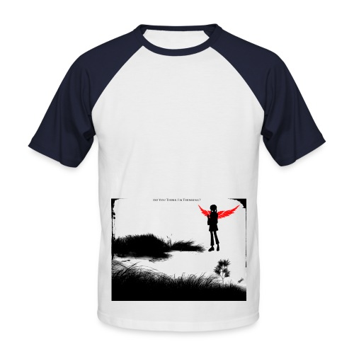 Copy_Angel_Shirt - T-shirt baseball manches courtes Homme