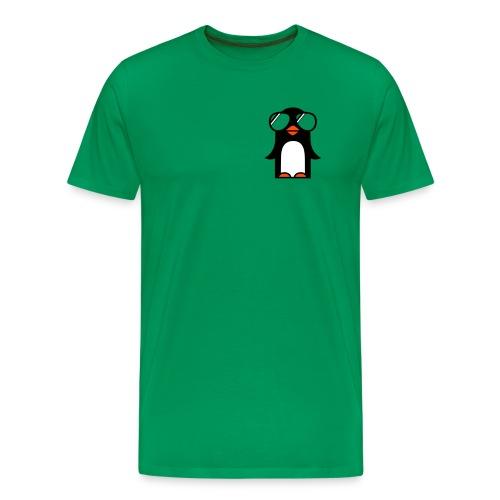 Pingu - Mannen Premium T-shirt
