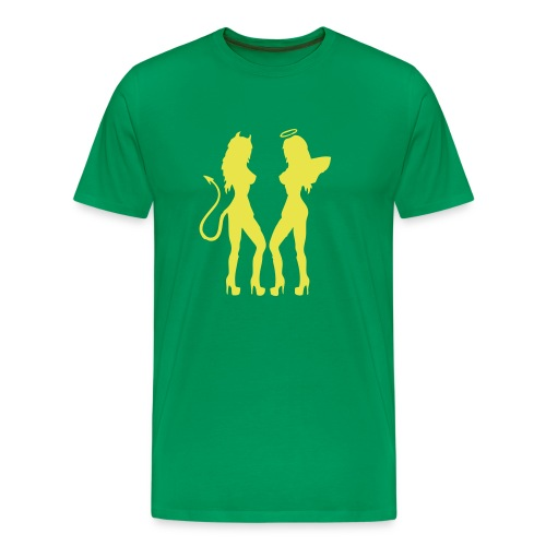 Bad Girls - Männer Premium T-Shirt