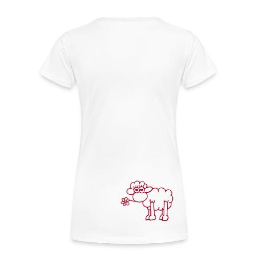 SCHATZSUCHE ROUND-NECK - Frauen Premium T-Shirt