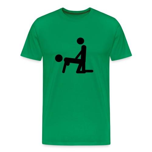 student - Männer Premium T-Shirt