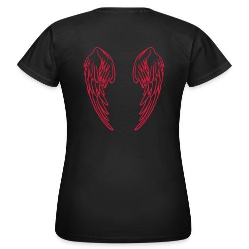 flying kiss - Women's T-Shirt