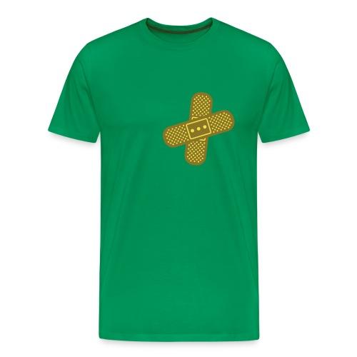 aouch - Premium T-skjorte for menn