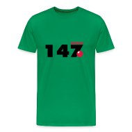 T-Shirts ~ Men's Premium T-Shirt ~ 147 Snooker