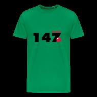 T-Shirts ~ Männer Premium T-Shirt ~ 147 Snooker