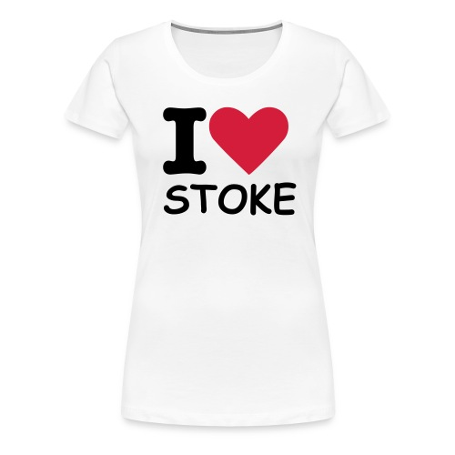 Stoke Lover woman - Women's Premium T-Shirt