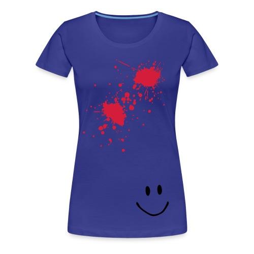 Keep Smile :] - Frauen Premium T-Shirt