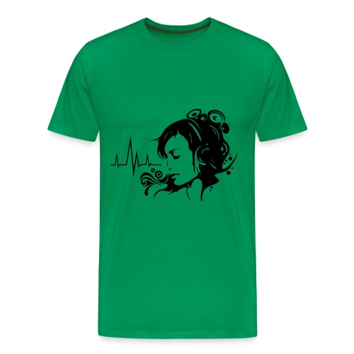 retro styl - Koszulka męska Premium