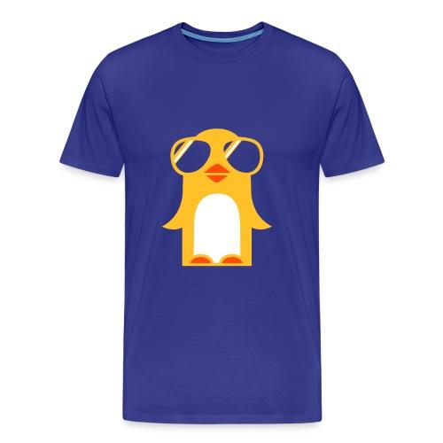 Pinguin Man - Mannen Premium T-shirt