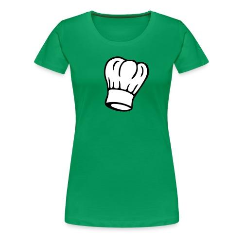 Chefköchin - Frauen Premium T-Shirt