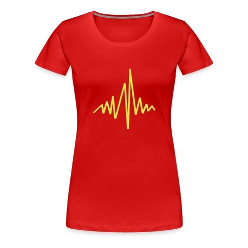 Shirt mzwentertainment - girl - Vrouwen Premium T-shirt
