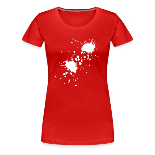Splash - Frauen Premium T-Shirt