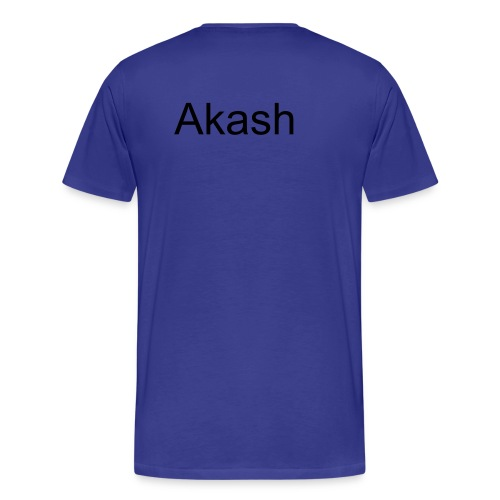 Names- Akash - Men's Premium T-Shirt
