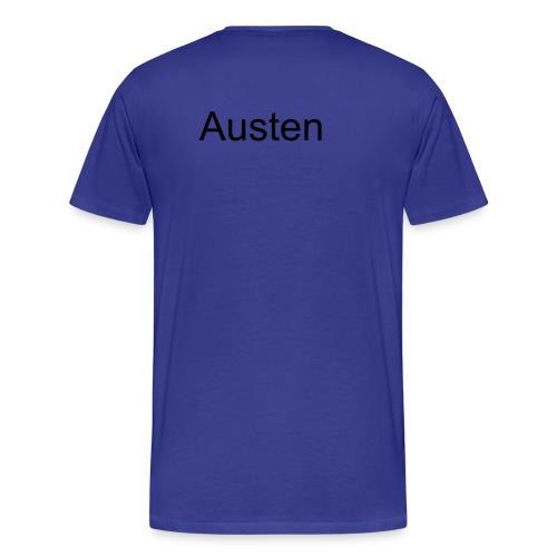 Names- Austen - Men's Premium T-Shirt