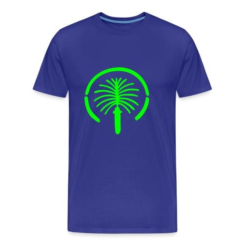 palm8 - Koszulka męska Premium