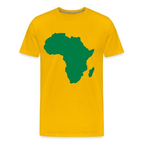 Africa   Rush - Mannen Premium T-shirt