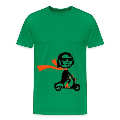 Vespa Mania - Men's Premium T-Shirt