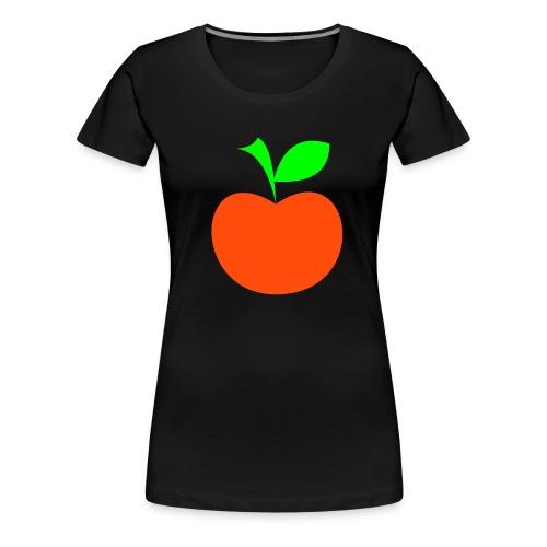 Apple - Frauen Premium T-Shirt