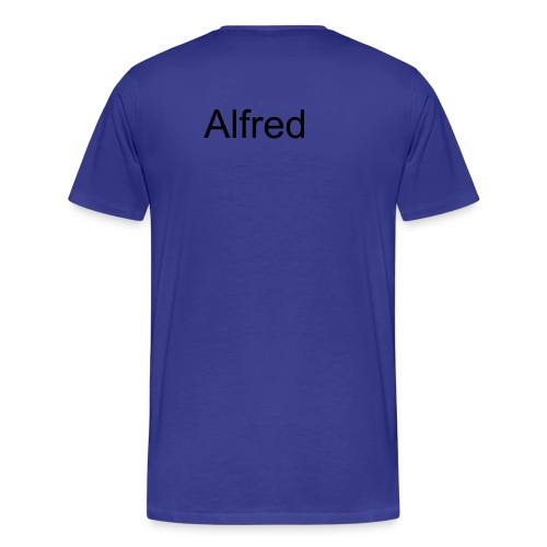 Names- Alfred - Men's Premium T-Shirt