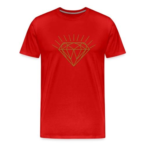 hOOD gREEZE - Men's Premium T-Shirt