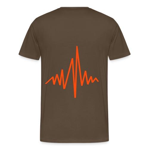 Rush Originals - Mannen Premium T-shirt