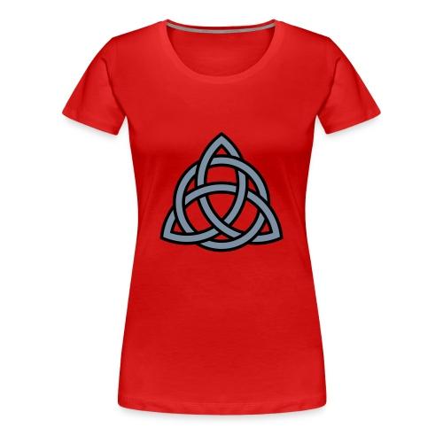CELTIC   TINITY   KNOT - T-shirt Premium Femme