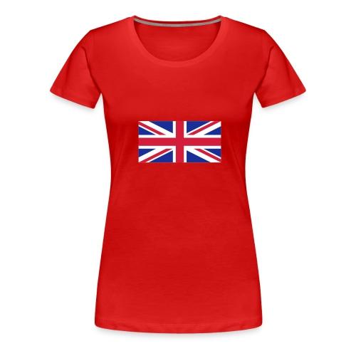union  jack - T-shirt Premium Femme