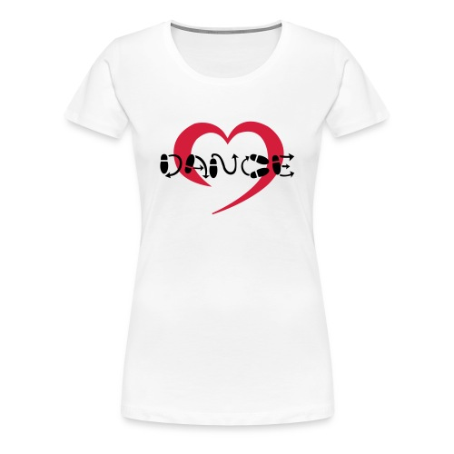 Dance tee - Women's Premium T-Shirt