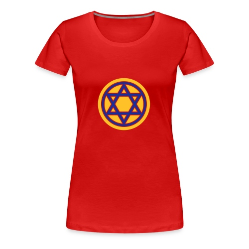magen david - T-shirt Premium Femme