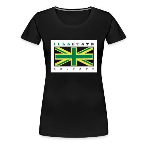 Women's Black Classic T Shirt - Women's Premium T-Shirt