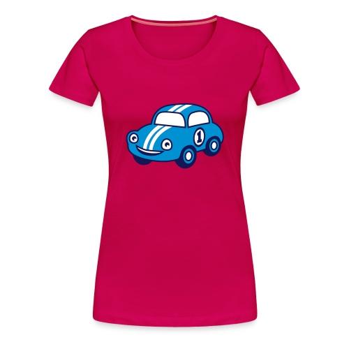 GirlCar - Vrouwen Premium T-shirt
