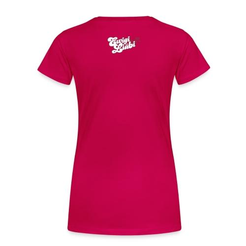 EL - Nimm - Female - Frauen Premium T-Shirt