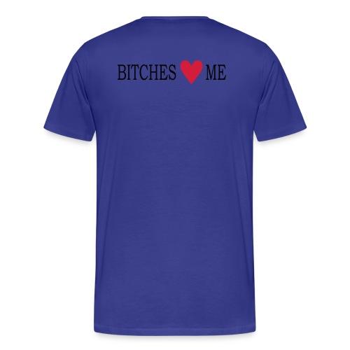Kul t skjorte ! - Premium T-skjorte for menn