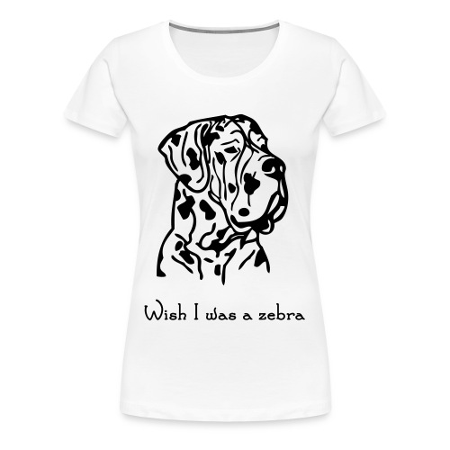 Wish for better life. - Vrouwen Premium T-shirt