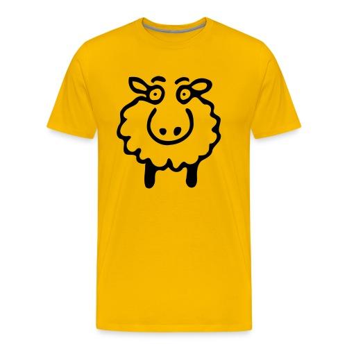 Girl Baby - Men's Premium T-Shirt
