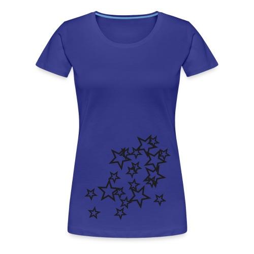 Turkusowe niebo - Koszulka damska Premium