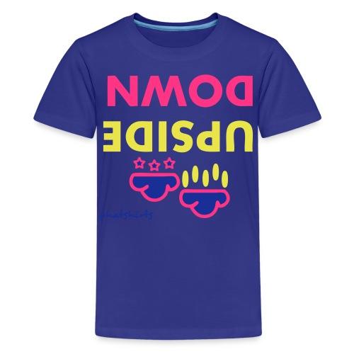 Upside down - Teenager Premium T-shirt