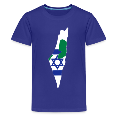 Cielo Israele - Palestine T-shirt bambini