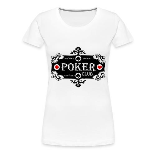 Girly Shirt - Frauen Premium T-Shirt