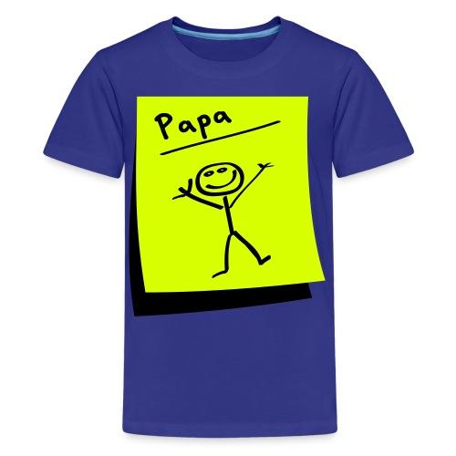 Post it - Teenager Premium T-shirt