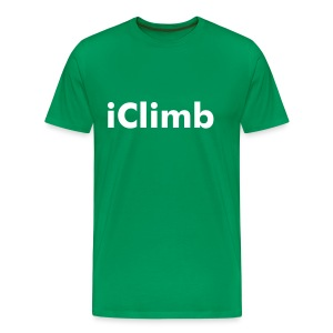 iClimb - Men's Premium T-Shirt