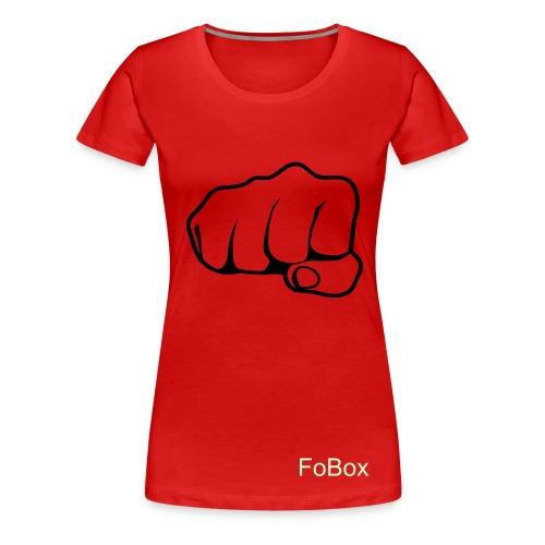 Box - Women's Premium T-Shirt