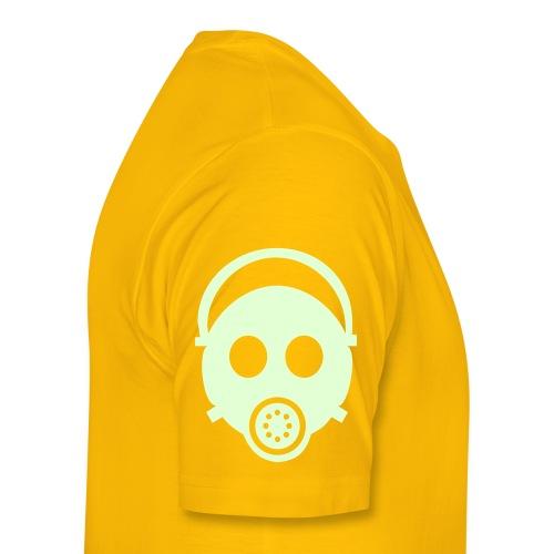 sound sterio - Premium T-skjorte for menn