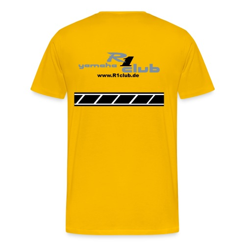 PEB Sondertshirt 2 - Männer Premium T-Shirt